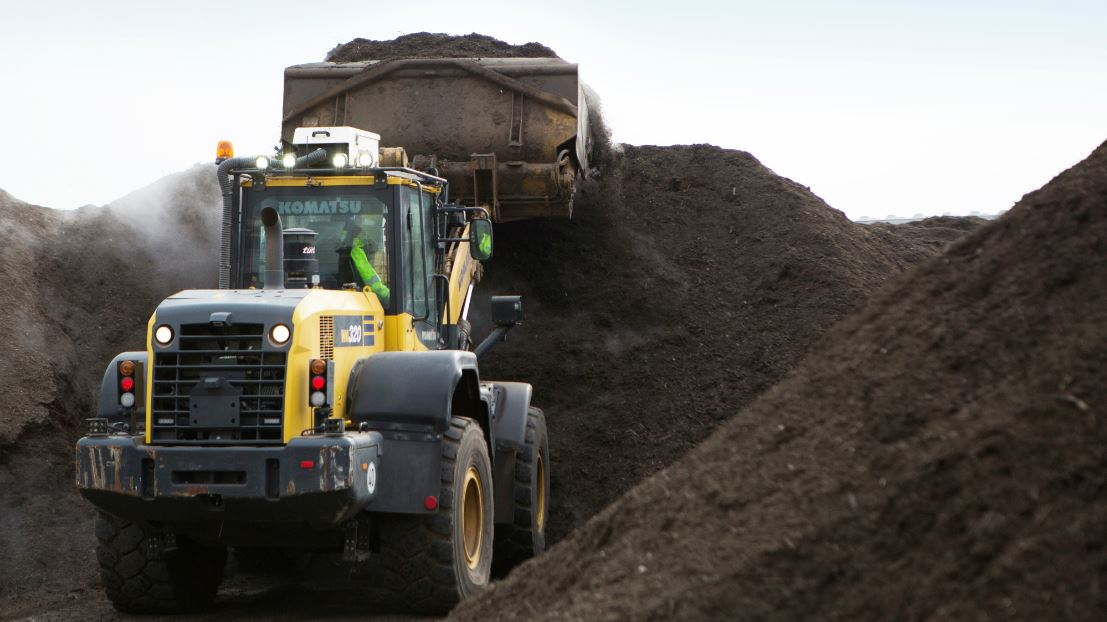 We have developed several aerobic composting solutions using technologies adapted to waste type and quality.