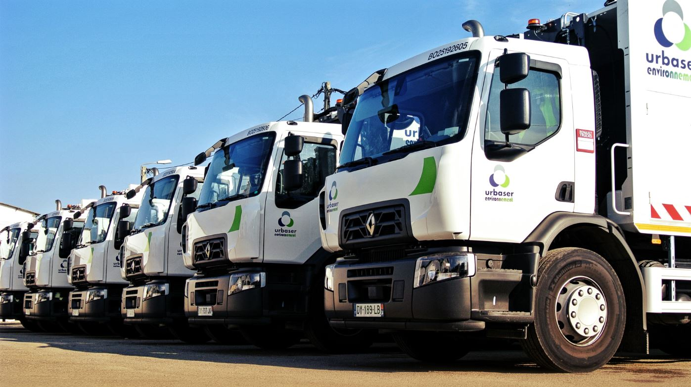 Urbaser Environnement signs its 40th contract in the field of Waste Collection and Cleaning Services